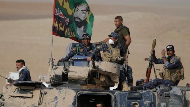 Haşdi Şabi: Suriye'de IŞİD'i vurduk