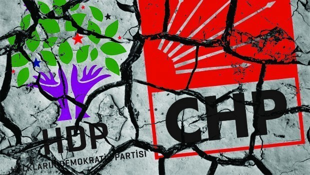 HDP: CHP ortaklığa yanaşmıyor