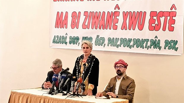 Kürt Dili Platformu'nda üç ayrı çalışma grubu oluşturuldu