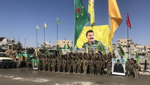 ABD'den YPG'ye 'PKK' ültimatomu