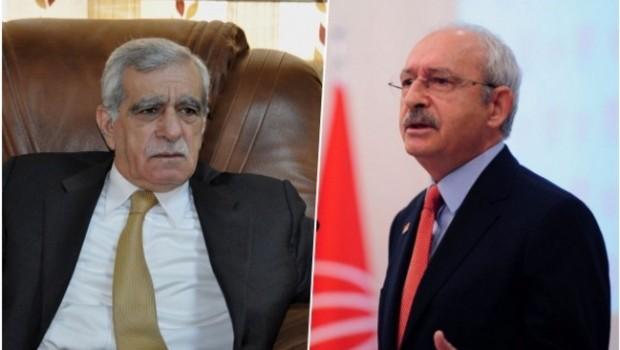 Milliyet Yazarının iddiası: Kemal Kılıçdaroğlu ile Ahmet Türk gizlice buluştu