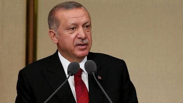 Erdoğan: Mahmur Kampı PKK'nin kuluçka yuvası