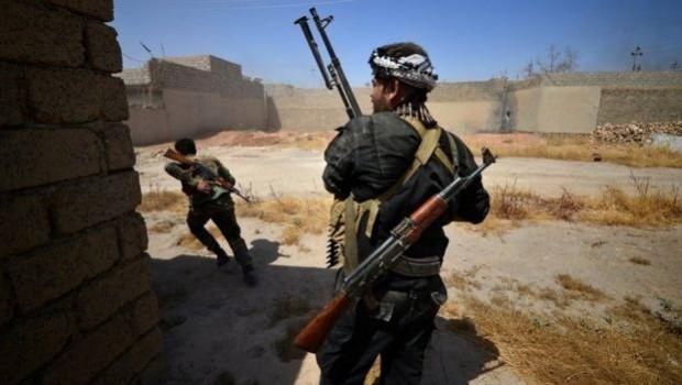 IŞİD'ten Haşdi Şabi'ye kanlı baskın!