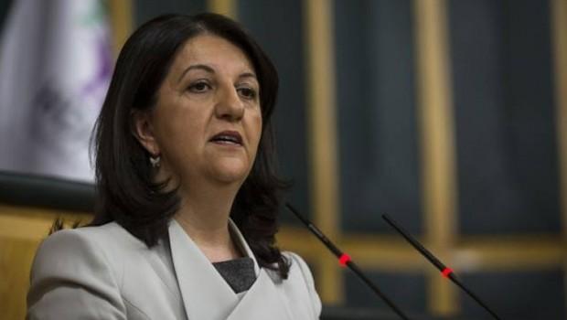 Pervin Buldan: Halkımızın hayır dediği hiçbir şeyi yapmayacağız!