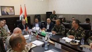 Peşmerge ile koalisyon arasında önemli toplantı
