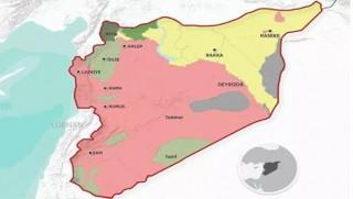 'Tampon bölge'de çatışmalar yeniden başladı.. Cerablus'ta protesto gösterileri!