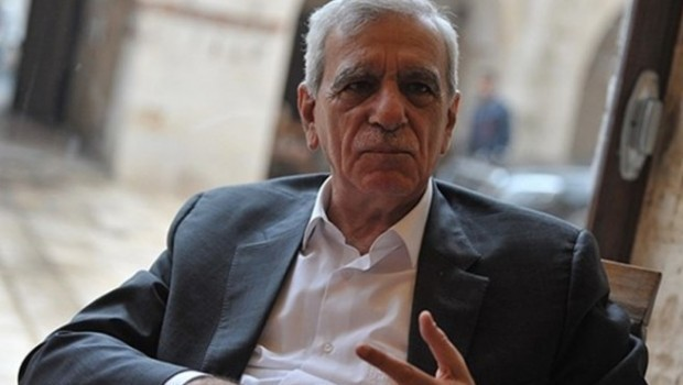 Ahmet Türk: Çözüm sürecinin yeniden başlaması konusunda umutsuzum