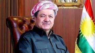 Başkan Barzani'den Rojava yönetimine: Diğer Kürtlere de vesile olsun!
