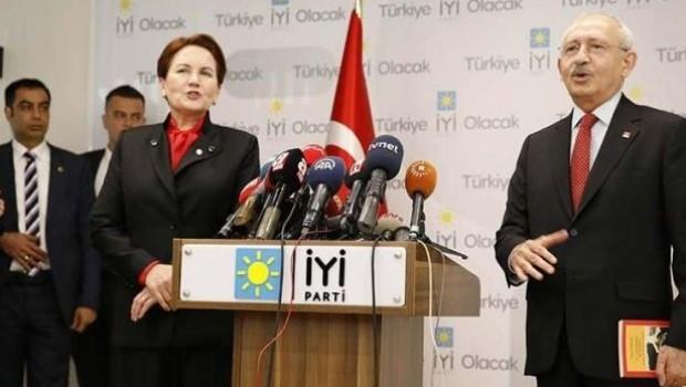CHP ve İyi Parti'nin ittifak haritası belli oldu