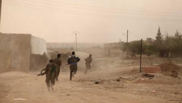 SDG ile IŞİD arasında şiddetli çatışmalar yaşanıyor