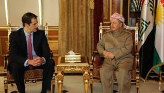 ABD'den Başkan Barzani'ye Kerkük teşekkürü