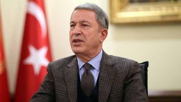 Akar'dan ABD'ye tepki: YPG ile işbirliğini kesmesini bekliyoruz