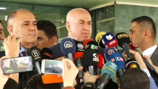 KDP ve YNK'den hükümet açıklaması