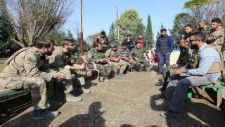 DSG ve Koalisyondan Türkiye toplantısı