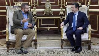 Mesrur Barzani: ABD yardım etmeli