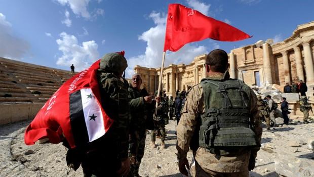 Rusya: 18 Suriyeli asker öldü