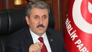 BBP: Kürt halkı yine HDP'ye oy verirse yine kayyum atanmalı