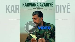 PAK Peşmergeleri'nin mücadelesi anlatan belgesel beyaz perdede