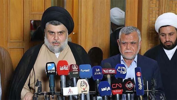 Sadr'dan Amiri'ye sert uyarı