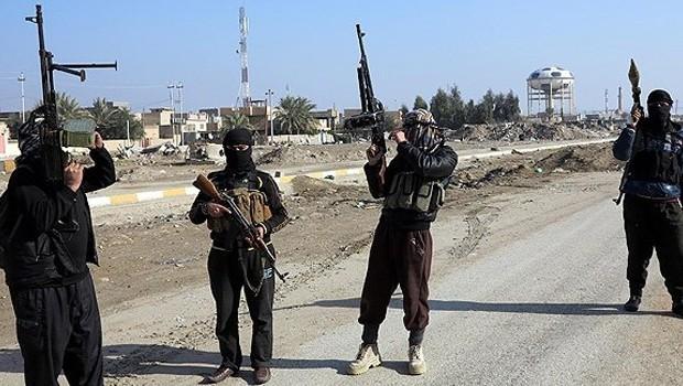 IŞİD tehlikesi büyüyor... Xanekin'e füzeli saldırı