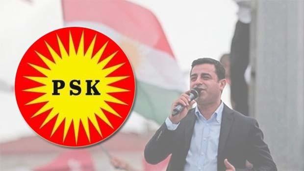 PSK: Demirtaş derhal serbest bırakılmalıdır