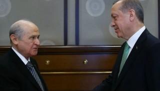 AKP ve MHP'nin ittifak yapacağı 5 il belli oldu