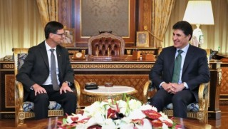 Başbakan Barzani, Kanadalı heyeti kabul etti