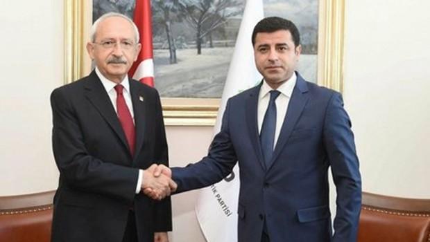 Kılıçdaroğlu'ndan Demirtaş yorumu: Karara uyulmalı