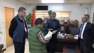 Kürt parlamenterden örnek davranış