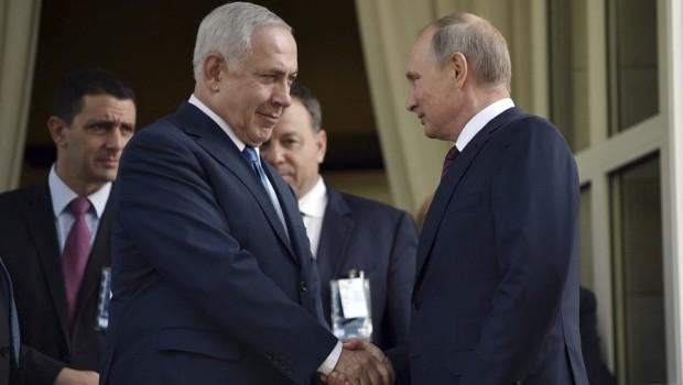 Putin'den İran'ın Suriye'yi terk etmesi için şartlı teklif