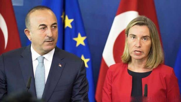 Mogherini: Demirtaş'ın serbest bırakılmasını umuyoruz