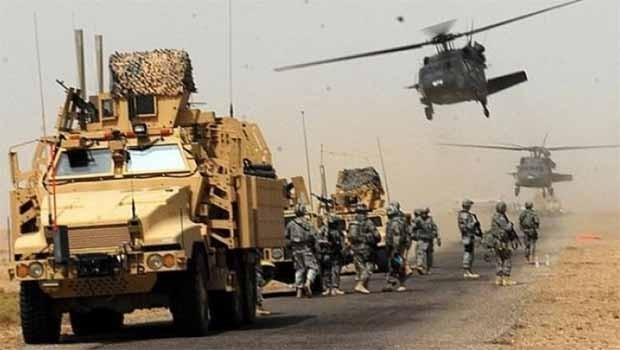 ABD'den Rojava'da bir hamle daha... 400 Asker!