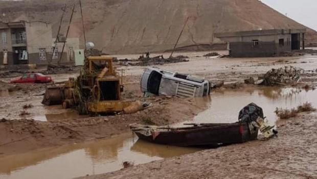 Irak'ta sel felaketi: 16 ölü