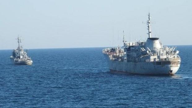 Ukrayna Ordusu: Rusya savaş gemimize ateş açtı
