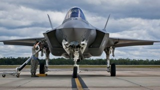 F-35'te ilk ülke İsrail oldu
