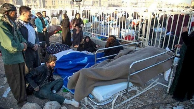 Rojhilat'ta depremin bilançosu ağır... Yüzlerce yaralı!