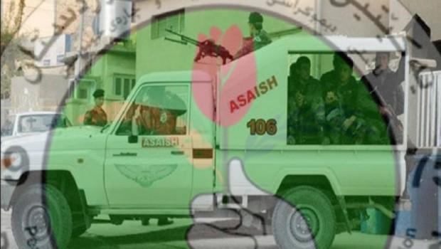 YNK Asayişi, PKK'ye bağlı Tevger'in Süleymaniye'deki parti binasını kuşattı