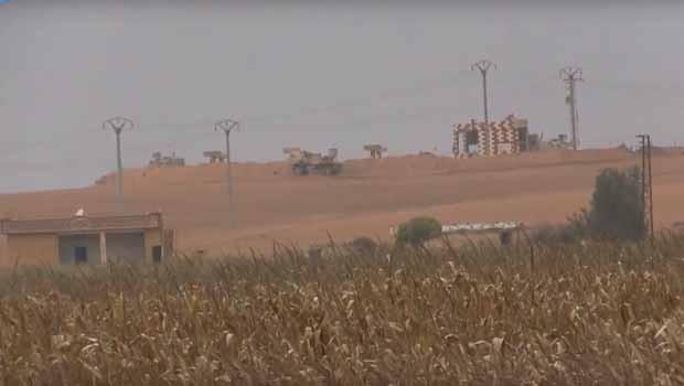 ABD, Rojava'daki İlk gözlem noktasını Gire Spi'de inşa etti