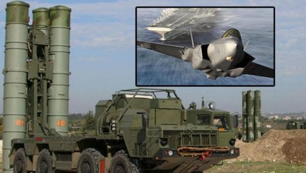 ABD uçağı keşif uçuşu yaptı! Rusya S-400 konuşlandırdı