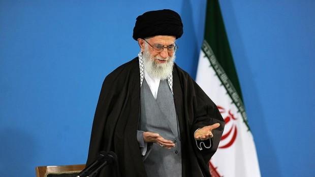 Hamaney: İran kimseyle savaşma niyetinde değil