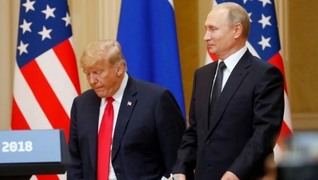 Trump: Putin ile görüşmeyi iptal edebilirim
