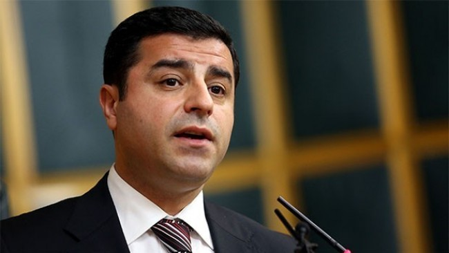 Demirtaş'ın avukatlarından Mahkeme heyetine suç duyurusu
