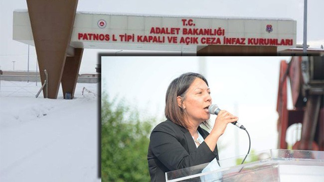 HDP'li Kaya, Patnos Cezaevi'ndeki hak ihlallerini Meclis gündemine taşıdı