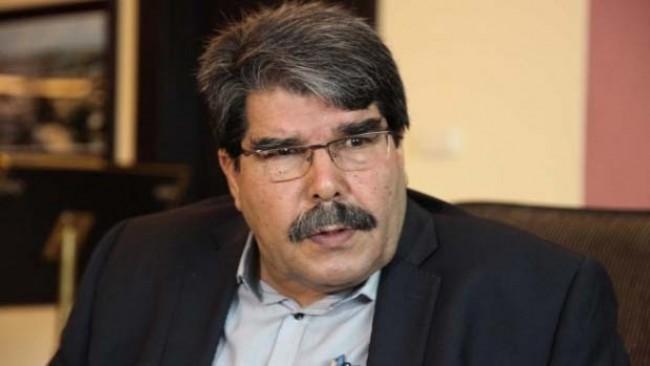 Salih Müslim: Türkiye'ye tehdit değiliz!