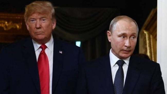Trump Putin'le görüşmesini iptal etti