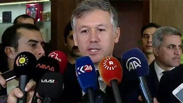 Türkiye'nin Erbil Başkonsolosu: YNK'nin Tevgere Azadi kararı doğru yönde atılmış bir adım