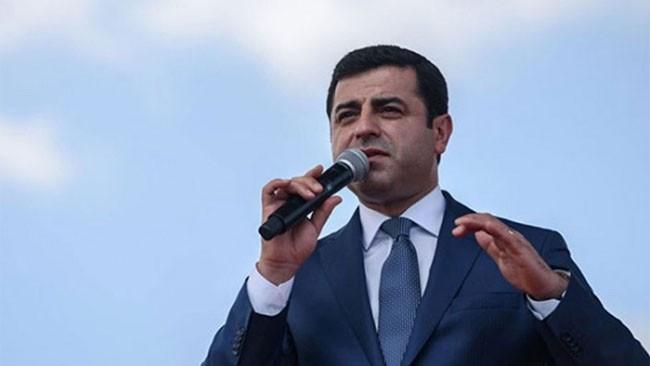AİHM kararına rağmen Demirtaş'a tahliye çıkmadı