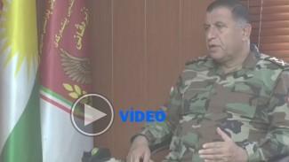 General Aziz Weysi: IŞİD, Irak'a geri dönüş yapıyor!