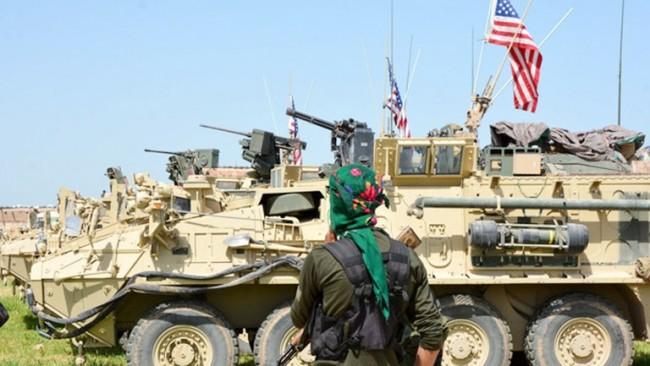 Gözlem noktası kararından sonra ABD'den YPG'ye yeni yardım