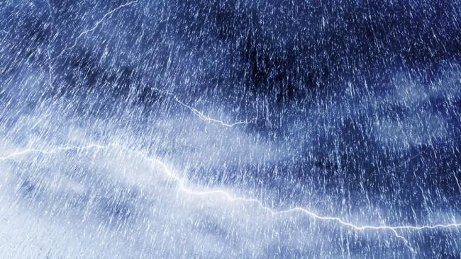 Kürt illeri için yağış uyarısı